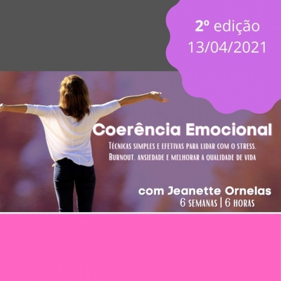 Workshop Coerência Emocional